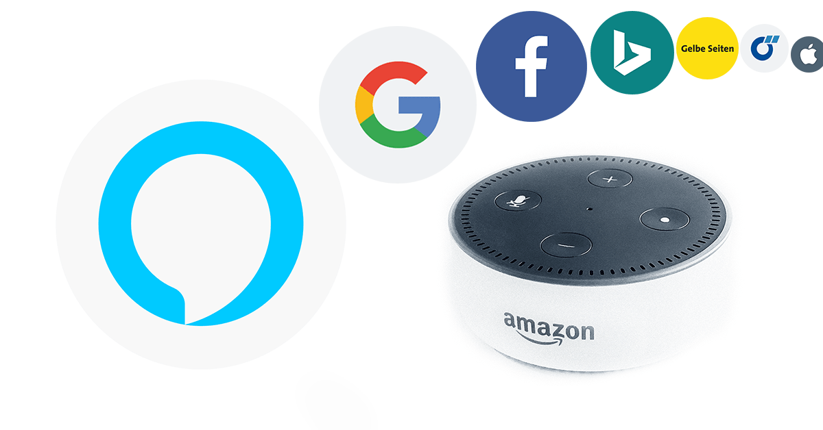 Amazon Alexa BusinessListing