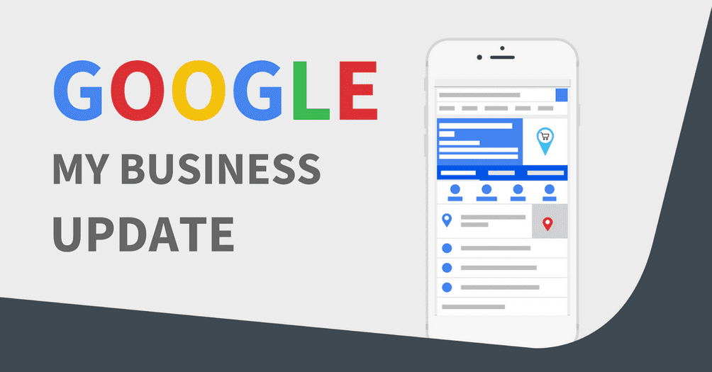 Google My Business Update April 2018